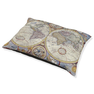 Antique World Map #3