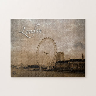 Antiqued London - puzzle