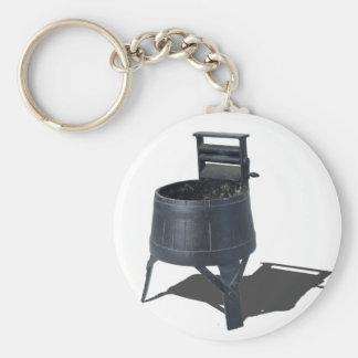 AntiqueWashingWringers011815.png Key Ring