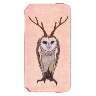 ANTLER OWL INCIPIO WATSON™ iPhone 6 WALLET CASE