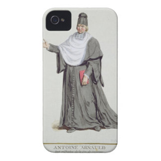 Antoine Arnauld (1612-94) from 'Receuil des Estamp Case-Mate iPhone 4 Cases