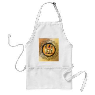 Anubis, egypt standard apron