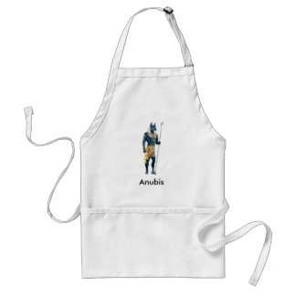 Anubis Egyptian God Standard Apron