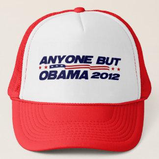 Anyone But Obama 2012 Trucker Hat