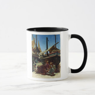 Anzio, The Port Mug