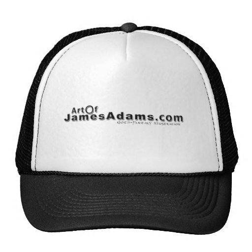AOJA-logo Trucker Hats