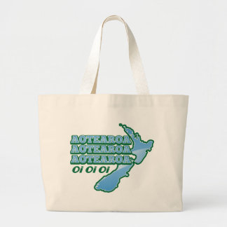Aotearoa Aotearoa Aotearoa oi oi oi! from The Kiwi Tote Bags