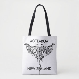 aotearoa new zealand ray 1 tote bag