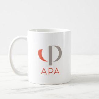 APA Logo Mug