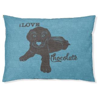 APAL - Chocolate Labrador | Dog Lovers Dog Bed