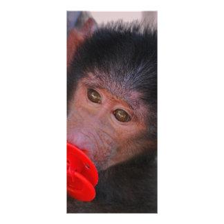 Apes for dummies custom rack card