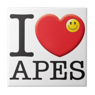 Apes Love Tile