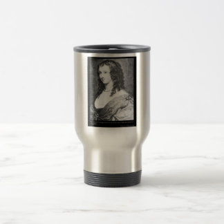 Aphra Behn Love Quote tees cards gifts etc Stainless Steel Travel Mug