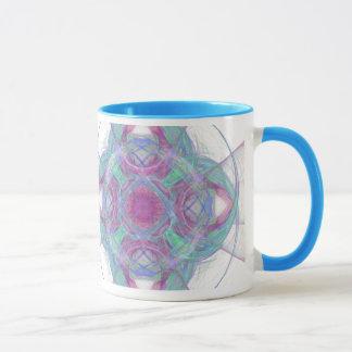 Apophysis-100617-206 Pastels, Apophysis-100617-... Mug