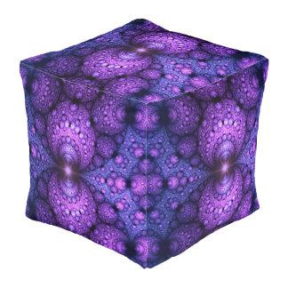 Apophysis Fractal - Atoms Fusion Pouf