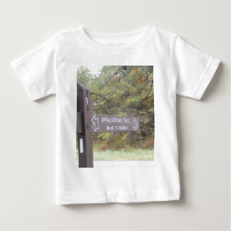 appalachian trail pennsylvania fall baby T-Shirt
