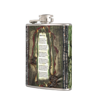 Apparitions Hip Flask