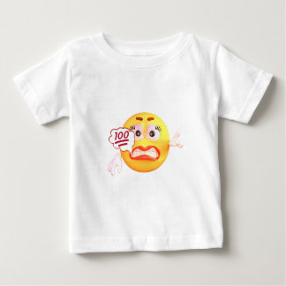 Appealing 100 Emoji Baby T-Shirt