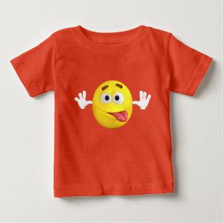 Appealing Colorful Fun Emoji Baby T-Shirt