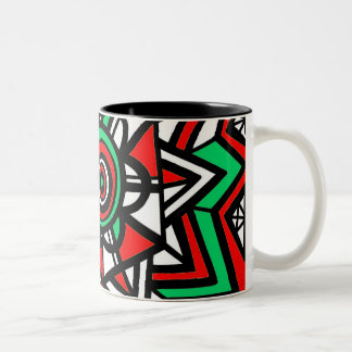 Appealing Elegant Light Active Two-Tone Coffee Mug