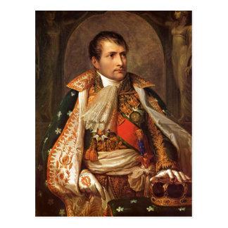 Appiani, Andrea Portr?t des Napoleon 1805 Techniqu Postcards