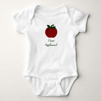 Apple Teacher Collection Baby Bodysuit