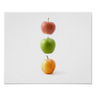 Apples Poster Print