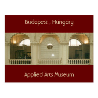 Applied Arts Museum Post Cards