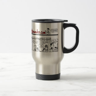 Appointments of Science Stainless Steel Travel Mug