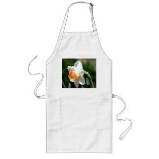 Apricot Daffodil Gardening Apron