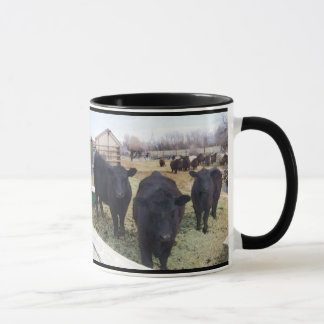 April Cattle Mug