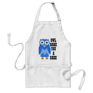 Apron: Blue Owl Standard Apron
