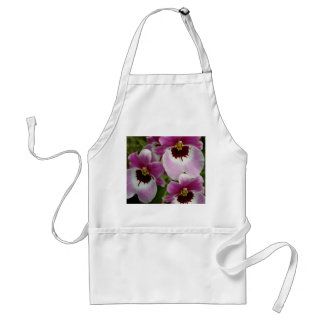 Apron - Pansy Orchid