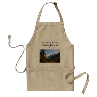 Apron Yosemite National Park