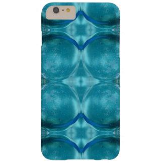 Aqua Bubbles Barely There iPhone 6 Plus Case