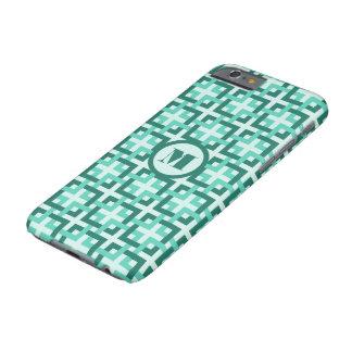 Aqua Squares iPhone 6 Case