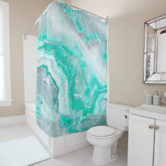 Aqua White Gemstone Agate Mineral Quartz