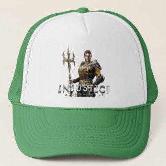 Aquaman Trucker Hat