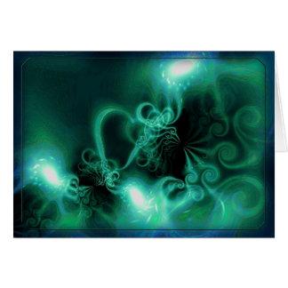 Aquamarine Card