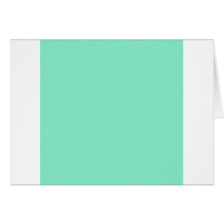 Aquamarine Star Dust Card