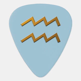 Aquarius Guitar Pick