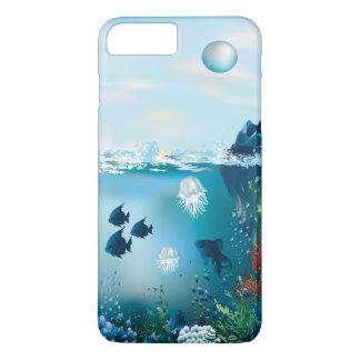 Aquatic Landscape iPhone 8 Plus/7 Plus Case