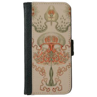 Aquatic Life ~ Haeckel iPhone 6 Wallet Case