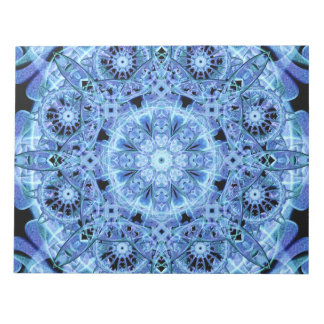 Aquis Mandala Notepad