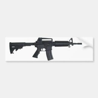 AR15 assault rifle Bumper Sticker