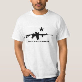 AR 15, Come and Take It T-Shirt