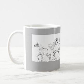 Arabian Horse Mug - Perfect gift for horse lover