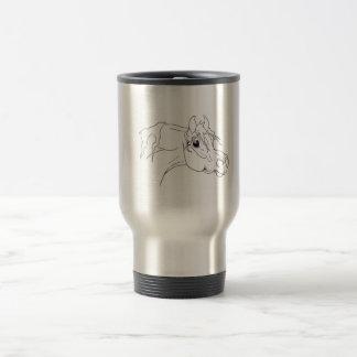 Arabian Horse Travel Mug