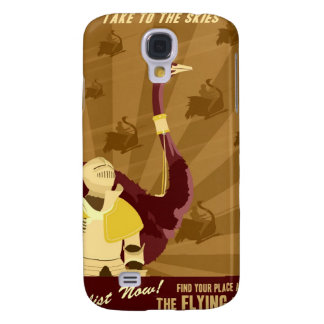 Arcade game propaganda poster - for your iPhone Galaxy S4 Case