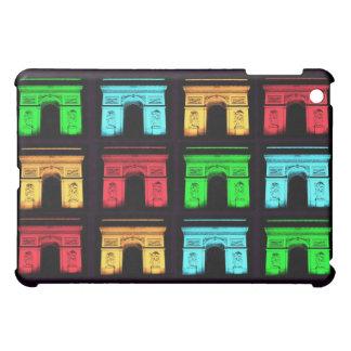 Arch De Triumph Collage iPad Mini Covers
